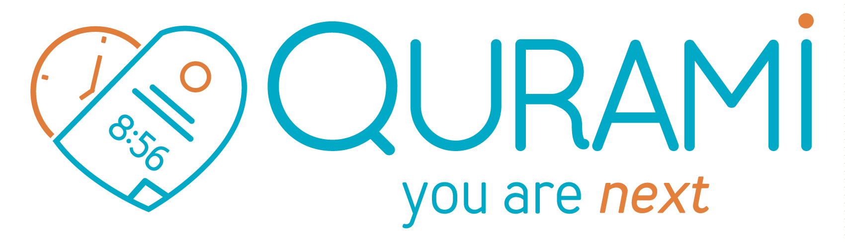 Qurami App - Logo (blue-horizontal)