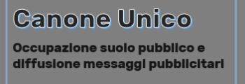 Canone Unico
